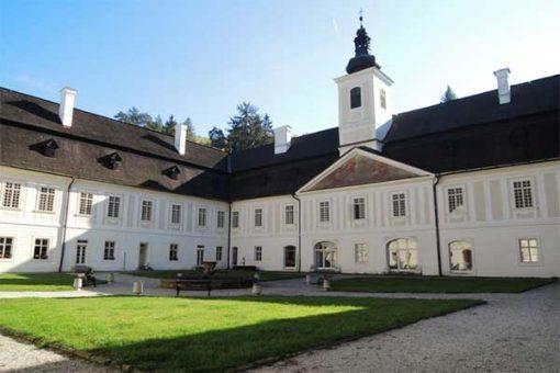 Szentantal - gróf Koháry András kastélya