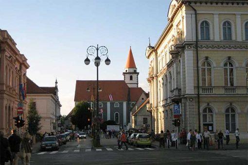 Varasd - Szent Miklós templom