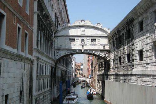 Velence - Sóhajok hídja