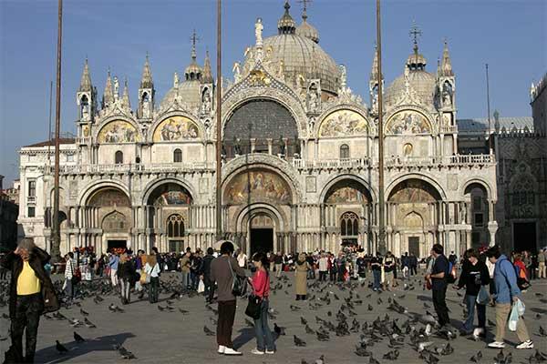 Velence - Szent Márk templom
