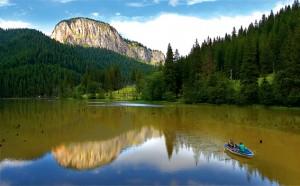 Erdély Gyilkos tó