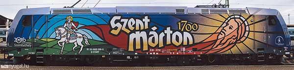 Szent Márton mozdony