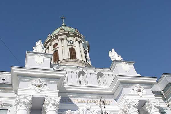 06-Arad minorita templom
