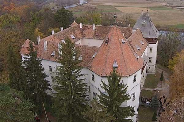 09-Marosvécs Kemény kastély