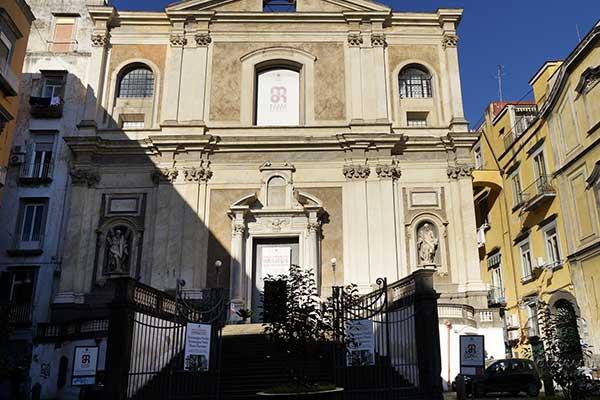 14-Nápoly Santa Maria Donnaregina