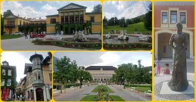 Sissi nyomában Ausztriában és Bajorországban
