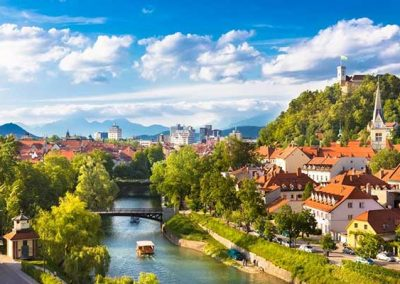 Szlovénia - Ljubljana