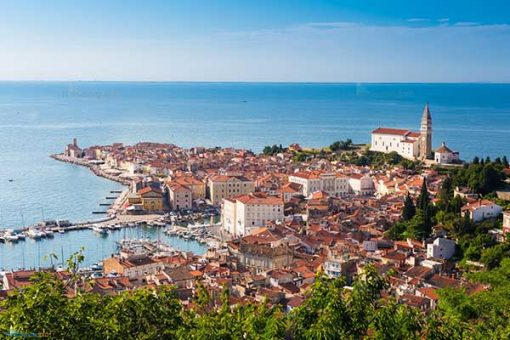 Szlovénia - Piran