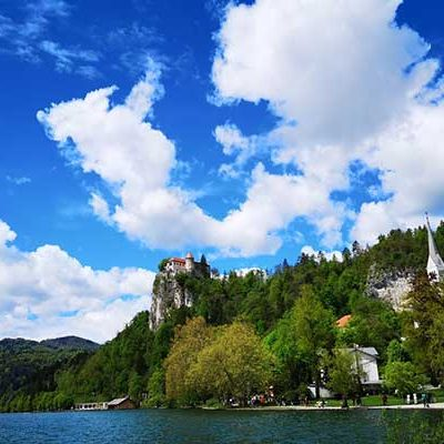 Szlovénia - Bled