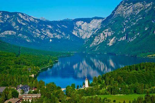 Szlovénia - Bohinj
