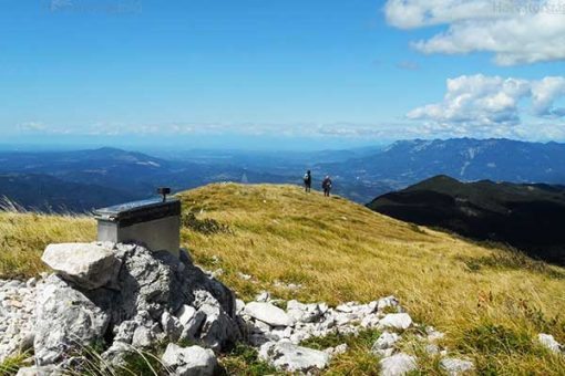Szlovénia - Júliai-Alpok