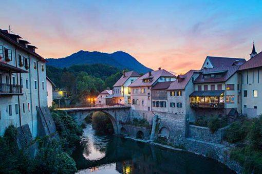 Szlovénia - Skofja Loka