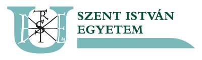 Szent István Egyetem logó