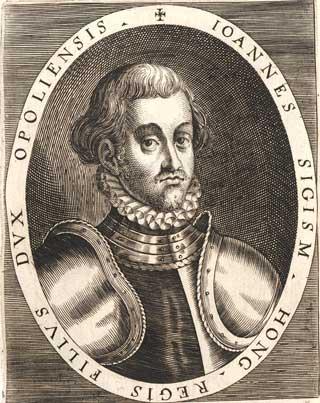 II. János Zsigmond erdélyi fejedelem